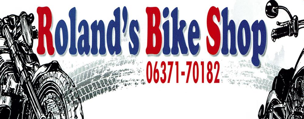 Roland's Auto Agency - Service - Bike Shop