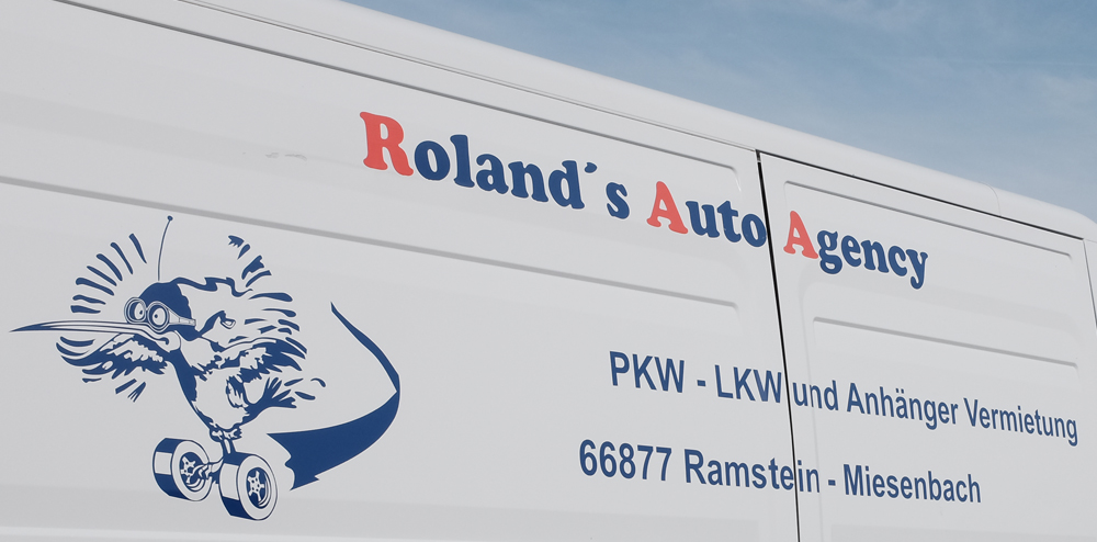 Roland's Auto Agency - Service - Car-, Truck-, and Trailer